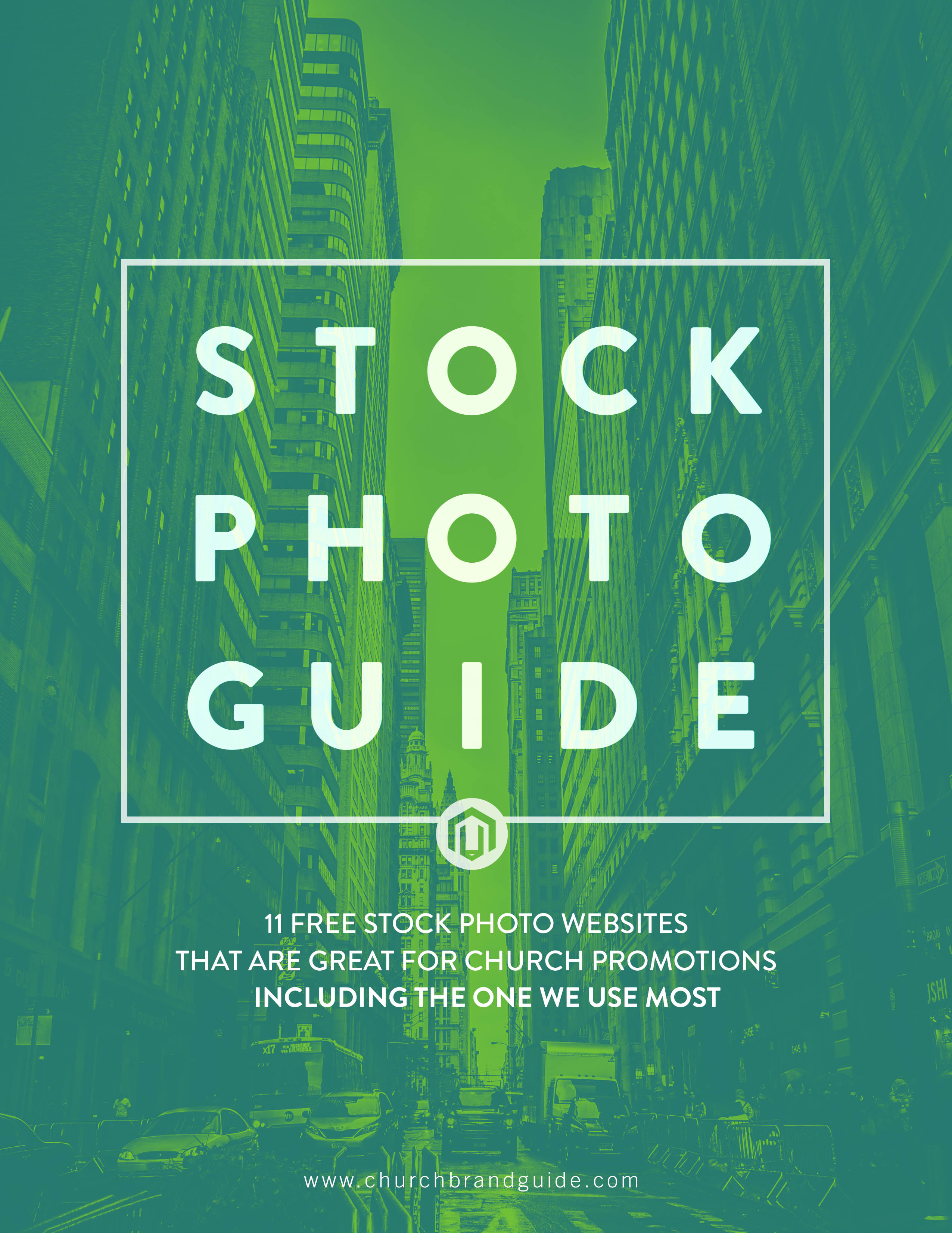 Stock Photo Guide - Church Brand Guide Resource