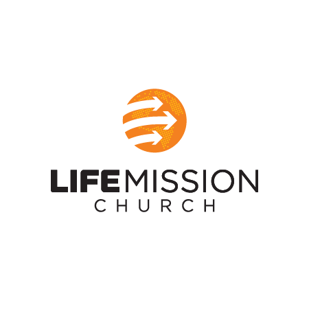 Lifemission Church - Church Brand Guide Michael Persaud Logo design