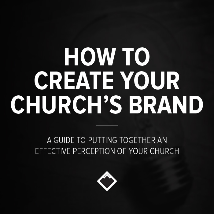 how to create your church's brand church brand guide michael persaud