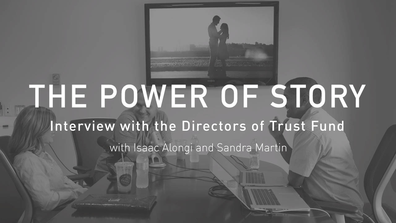 The Power of Story – Interview with the Directors of Trust Fund (CBG017)