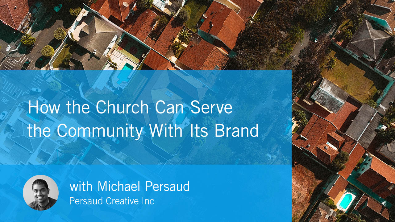 How a Church Can Serve the Community With Its Brand (CBG040)
