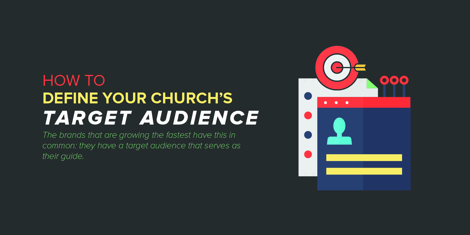How to Define Your Church's Target Audience