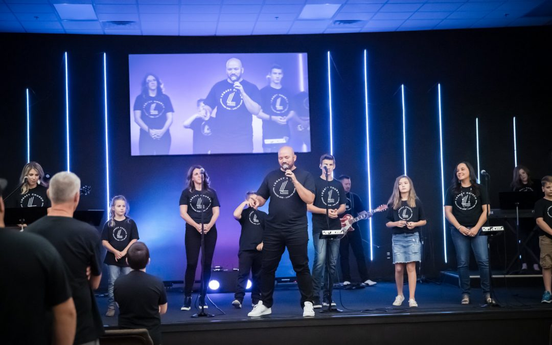 How we created a brand for a church that reaches three generations
