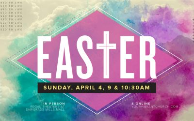 How build your reputation through an event like Easter